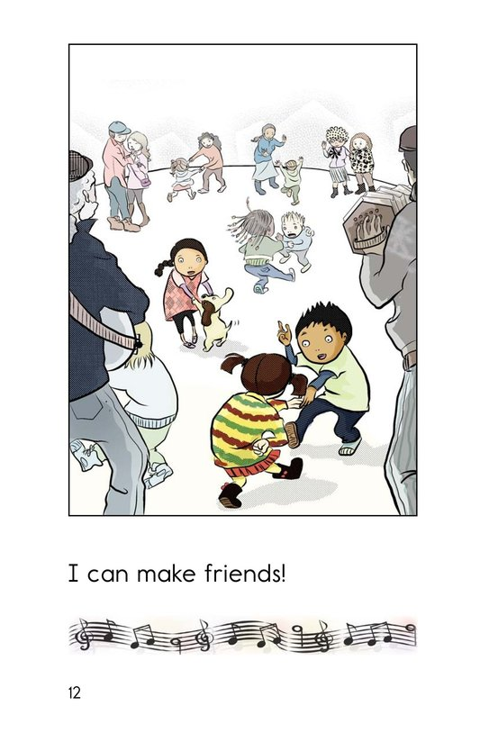 Book Preview For Hooray for the Farmer's Market! Page 12