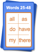 Words 25 - 48