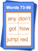 Words 73 - 96