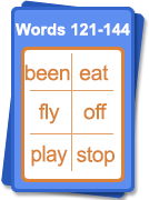 Words 121 - 144