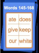 Words 145 - 168