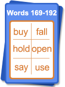 Words 169 - 192